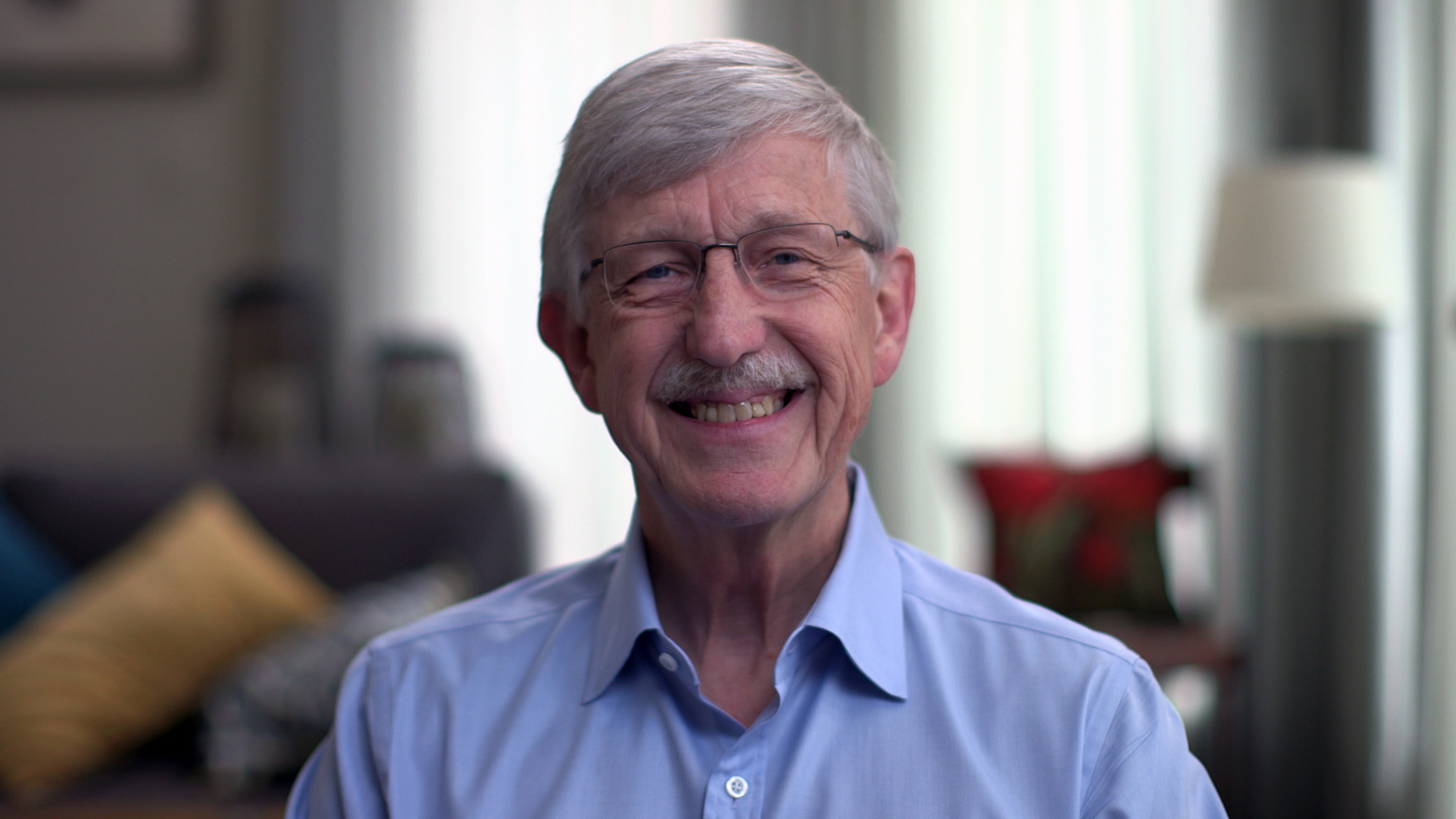*Watch Professor Francis Collins*80% left